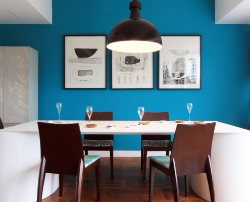 стол, обеденный стол, италия, B&B Italia, HPL