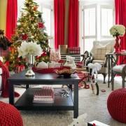 Английский стиль, Декор, Новогодний декор