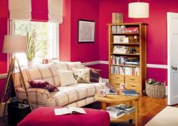дизайн-проект, жилой интерьер, дом, этнический стиль, английский стиль