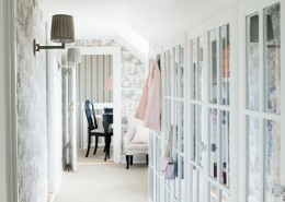дизайн-проект, жилой интерьер, дом, этнический стиль, французский стиль