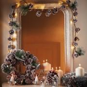 Кантри, Декор, Новогодний декор