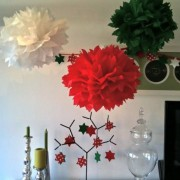 Китайский стиль, Декор, Новогодний декор