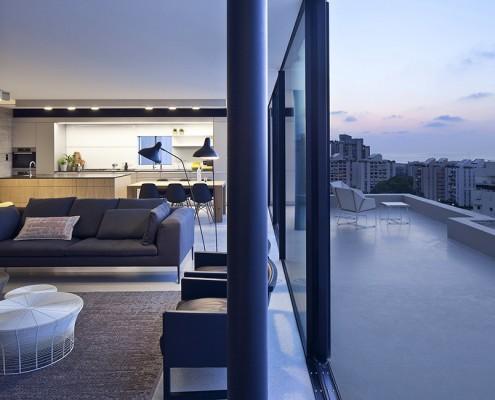 дизайн-проект, жилой интерьер, квартира, современный стиль, лофт