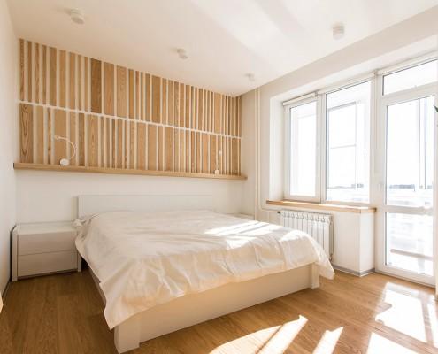 дизайн-проект, жилой интерьер, квартира, современный стиль, минимализм, лофт