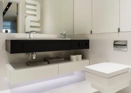 дизайн-проект, жилой интерьер, квартира, современный стиль, минимализм