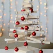 Минимализм, Декор, Новогодний декор