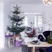 Скандинавский стиль, Декор, Новогодний декор