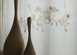 дизайн-проект, жилой интерьер, квартира, этнический стиль, японский стиль