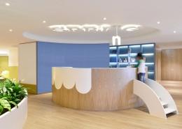 дизайн-проект, коммерческий интерьер, дошкольное образовательное учреждение, современный стиль