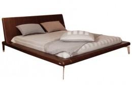 кровать, двуспальная кровать, франция, roshe bobois