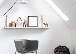 кресло, дизайнерская мебель, дания, fritz hansen