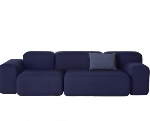 модульный диван, диван, скандинавский дизайн, дания, muuto