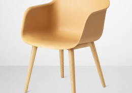 стул, дизайнерский стул, дания, muuto