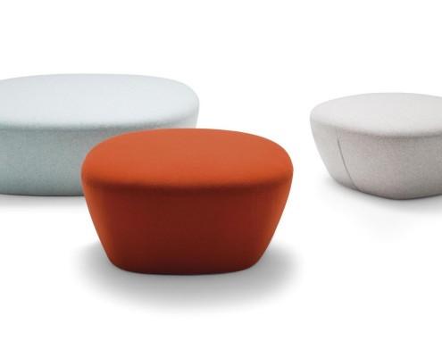 пуф, дизайнерский пуф, дизайнерская мебель, мебель из Европы, Andreu World