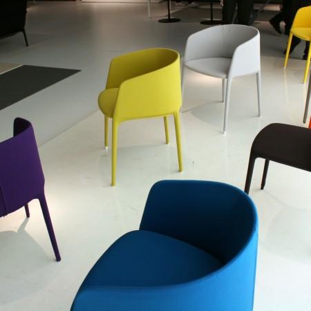 Стул Flow, MDF Italia, мебель, дизайн, интерьер
