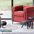 Кресло Le Corbusier Style LC2, мебель, дизайн