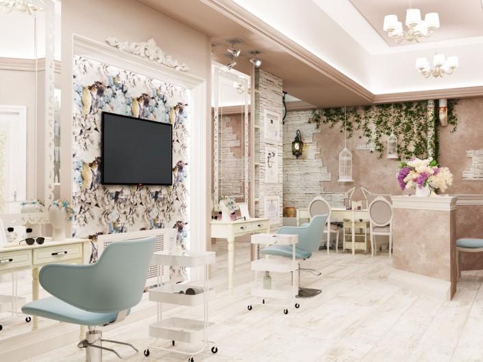 дизайн салона красоты, дизайн-проект, дизайн-проект интерьера, frino, interior, интерьер, дизайн интерьера, дизайн, салон красоты, ремонт, строительство, недвижимость, краснодар