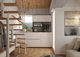 Дизайн-интерьера кухни.