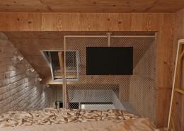 Дизайн-интерьера спальни.