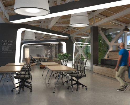 Концепция реновации круглогодичного санаторно-курортного комплекса в г. Анапа от Студии FRINO