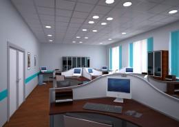 Обновление интерьера института НИПИгазпереработка.