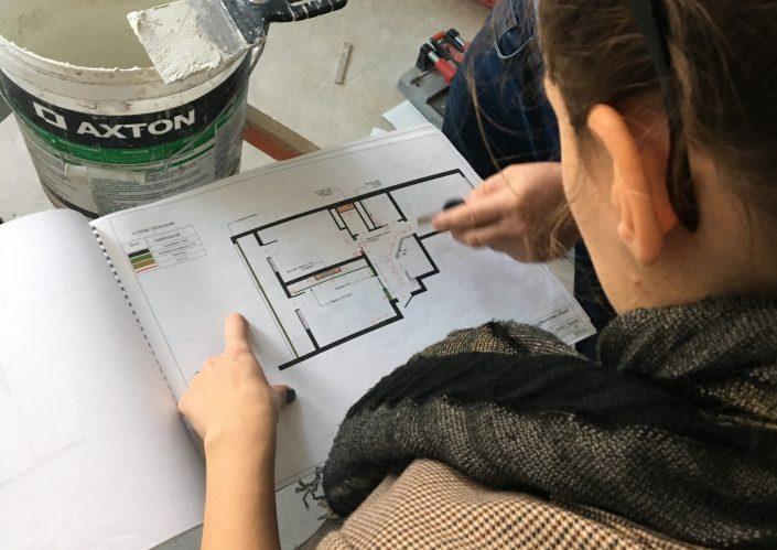 Фиксированная стоимость ремонта квартиры от студии FRINO