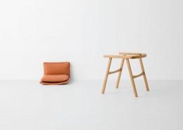 стул, стул-кресло, кожаный диван, новая зеландия, Resident, дерево
