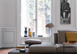 диван, угловой диван, германия, walter knoll, кожа, текстиль