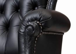 кресло, арт-кресло, кожаное кресло, нидерланды, Moooi, дерево, кожа, Maarten Baas