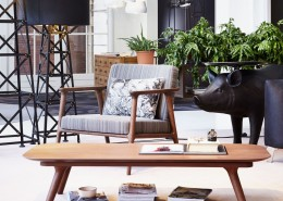 стол, кофейный столик, нидерланды, Moooi, дерево, дуб