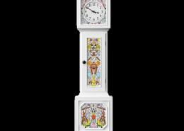 часы, напольные часы, декоративные часы, нидерланды, moooi, дерево, сосна