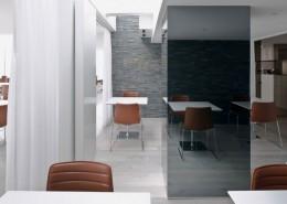 дизайн-проект, коммерческий интерьер, бар, современный стиль, минимализм