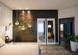 дизайн-проект, жилой интерьер, квартира, современный стиль, эклектика, эко