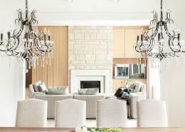 дизайн-проект, жилой интерьер, дом, классический стиль, неоклассика