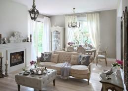 дизайн-проект, жилой интерьер, дом, этнический стиль, прованс