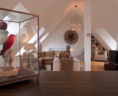 дизайн-проект, жилой интерьер, квартира, современный стиль, эклектика