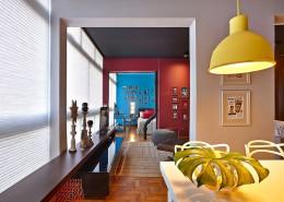 дизайн-проект, жилой интерьер, квартира, современные стили, эклектика, китч