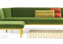 диван, прямой диван, нидерланды, artifort