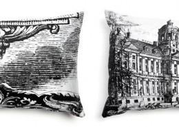 подушки, интерьерные подушки, нидерланды, moooi, хлопок, вискоза