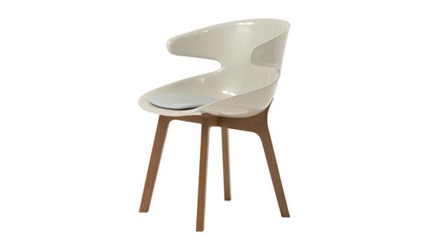 столовый стул, стул, франция, roche bobois