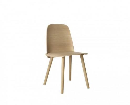 стул, дизайнерский стул, скандинавский дизайн, muuto
