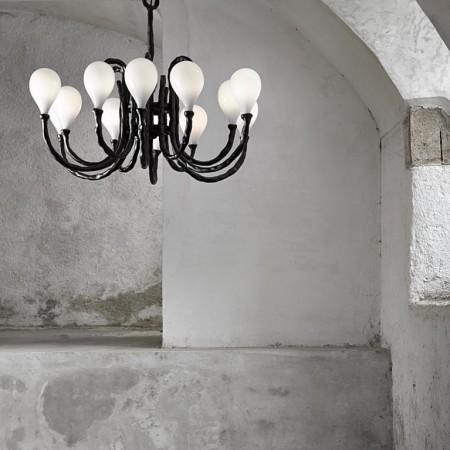 люстра, светильник, торшер, bohemia, lasvit