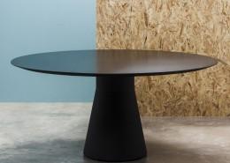 стол, овальный стол, круглый стол, дизайнерский стол, мебель из Европы, Andreu World