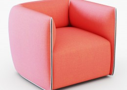 MDF Italia,диван, дизайн интерьера, мебель, кресло