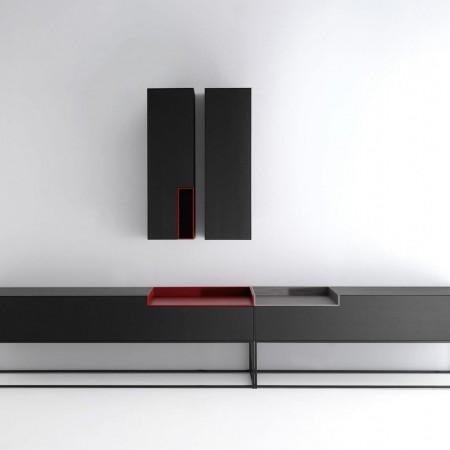 Стеллаж, Inmotion, MDF Italia, мебель,дизайн, интерьер