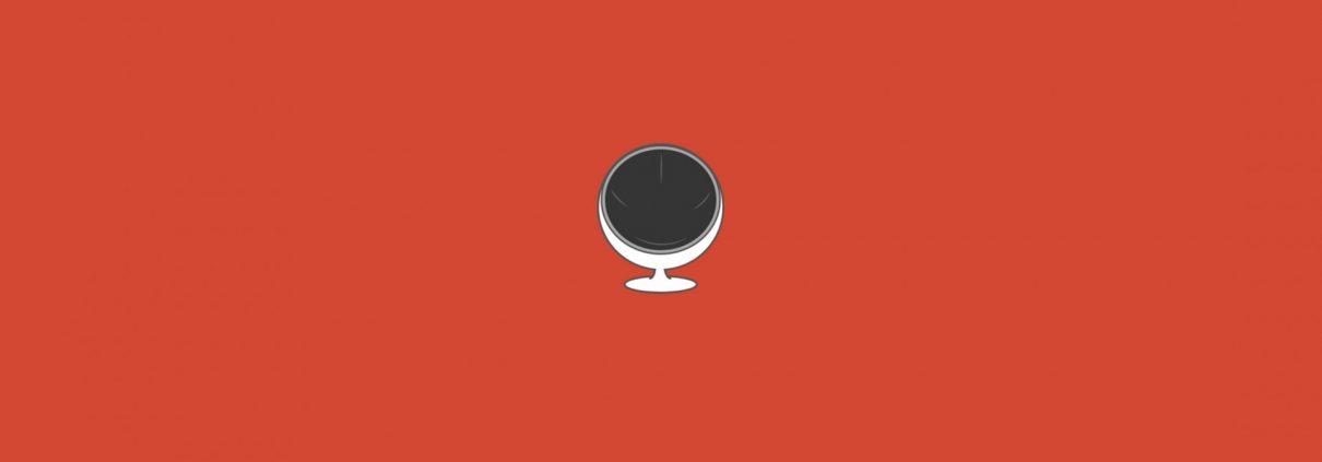 Культовые предметы интерьера II Bubble Chare