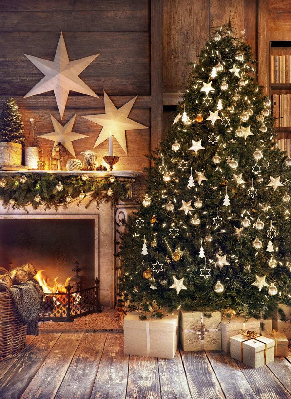 Новогоднее настроение в доме 2018 от студии FRINO