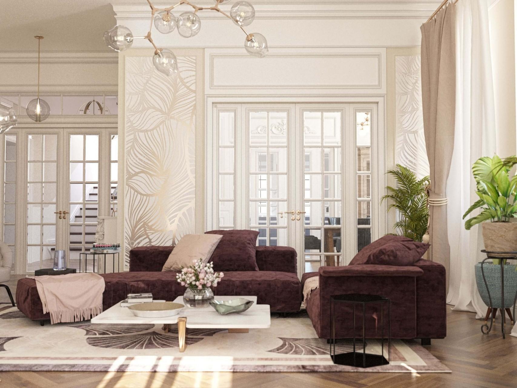 Дизайн проект частного дома в г. Краснодар от FRINO Studio