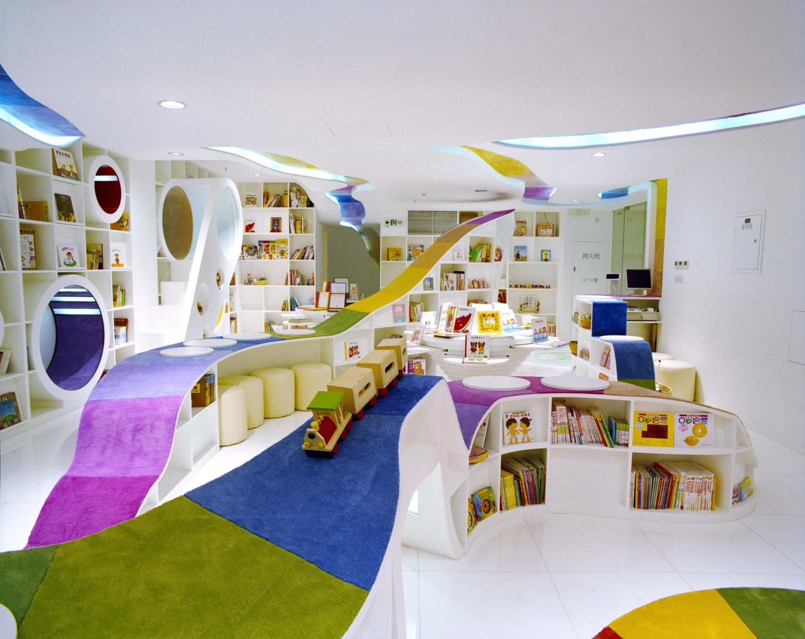 Книжный магазин в Пекине от легендарного архитектора Keiichiro Sako