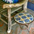 Мебель в мексиканском интерьере